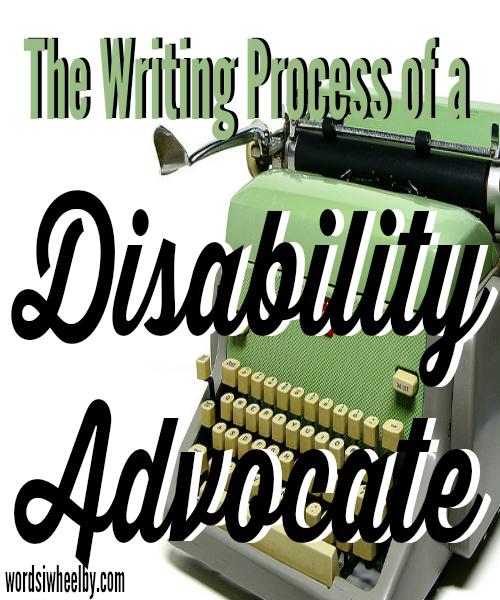 writing process wheel